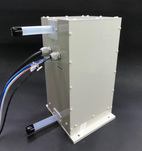 ECN型薬液加熱インラインヒーター