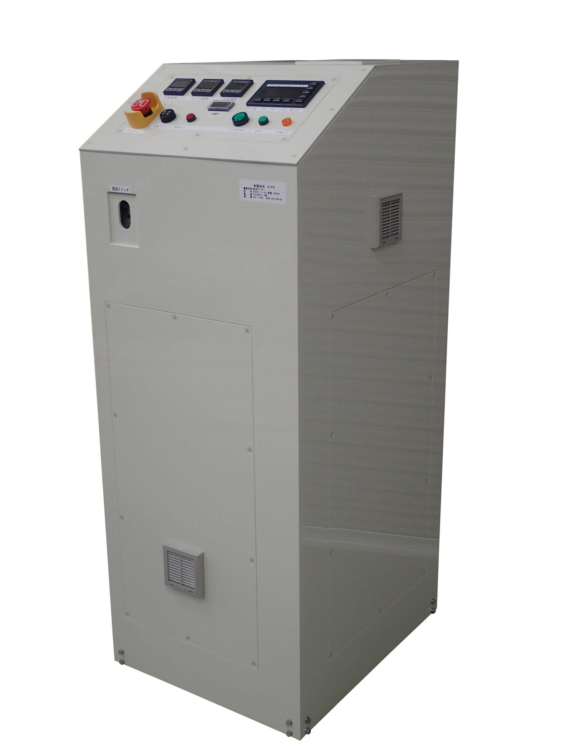 EHS型超純水加熱インラインヒーター